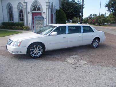 2011 Cadillac S & S