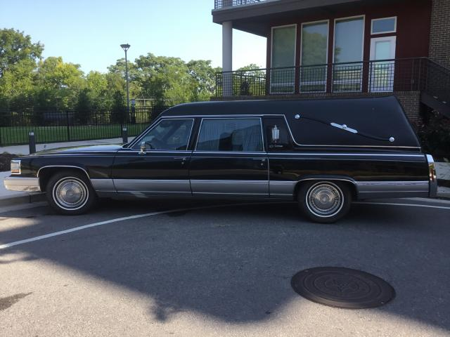 Cadillac S&S Victoria Hearse Funeral Coach Ambulance and